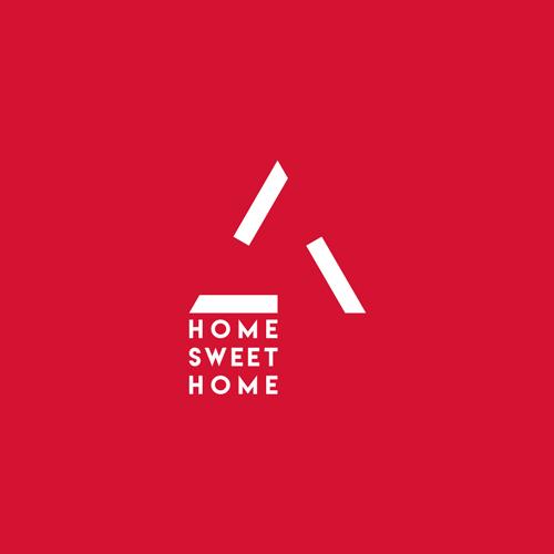 logo home sweet home cyprien delapierre