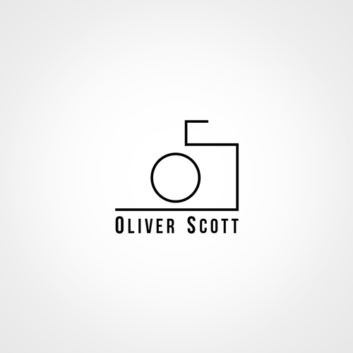 logo photographe cyprien delapierre